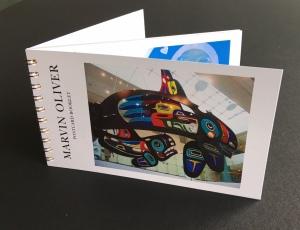 Postcards Booklet